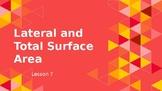 TEKS 8.7B Surface Area-Teacher PowerPoint