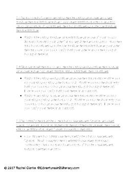 TEKS Aligned Content-Based 3rd Grade TELPAS Writing Prompts