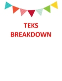 TEKS BREAKDOWN