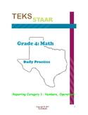 TEKS: Grade 4 Math