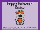 TEKS Halloween Review Centers