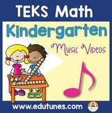 TEKS Kindergarten Math 34 Music Videos