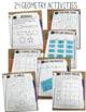 TEKS Numbers Notebook Geometry Second Grade