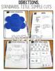 TEKS Numbers Notebook Graphs Kindergarten