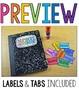 TEKS Numbers Notebook Kindergarten Addition