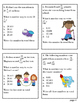 TEKS Task Cards 4.2 G Decimals to Fractions Full