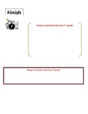 TEKS Tracker Game Board - 5th Grade Science