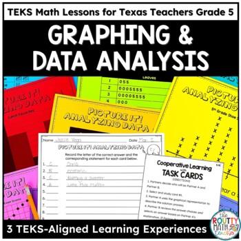 Texas STAAR Math Scholar: Data Analysis Grade 5