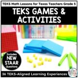 Texas STAAR Math Scholar Bundle- Grade 5