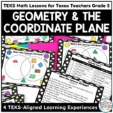 Texas STAAR Math Scholar: Geometry & Coordinate Plane Grade 5