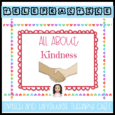 TELEPRACTICE ALL ABOUT KINDNESS ACTIVITY—AAC/BILINGUAL