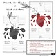 TELL-TALE HEART INFOGRAPHIC (INTERACTIVE OR PRINT)