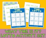 TELLING TIME CLOCK LOTTO