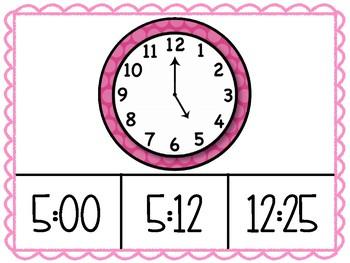 TELLING TIME PDF