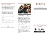 TELPAS Brochure in Spanish
