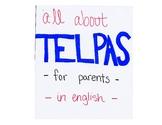 TELPAS Brochure in simple English