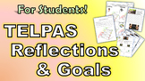 TELPAS Reflections & Goals - for STUDENTS!