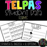 TELPAS Student Data Form