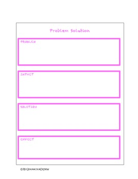 TEMPLATES FOR: Text Features and Author's Purpose for Nonfiction or Fiction
