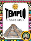 """Spanish Review Game, TEMPLO, """"Realidades"""" Chapter 6A"""