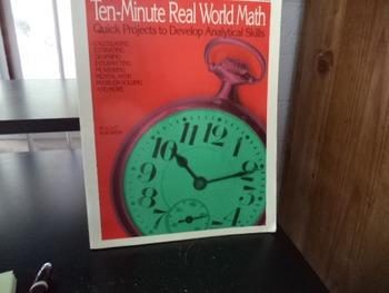 TEN MINUTE REAL WORLD MATH    ISBN 1-57612-021-X