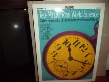 TEN- MINUTE REAL WORLD SCIENCE  ISBN  1-57612-020-1