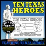TEN TEXAS HEROES