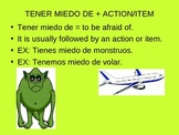 TENER EXPRESSIONS  Powerpoint