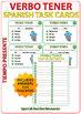 TENER - Present Tense - Spanish Task Cards