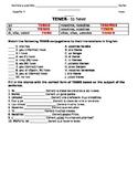 TENER conjugation practice - Fill in the blanks