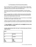 TENER STORY- Teach TENER in Context-Avancemos Level 1-Unit 2.1