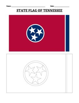 TENNESSEE FACTS UNIT (GRADES 3 - 5)