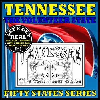TENNESSEE: The Volunteer State (Fifty States series)