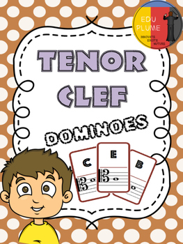 TENOR CLEF - DOMINOES