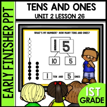 TENS AND ONES EARLY FINISHER POWERPOINT
