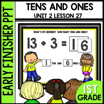 Early Finishers Activities   TENS AND ONES (addition and subtraction)