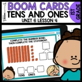 TENS AND ONES to 100 BOOM CARDS | DIGITAL TASK CARDS | Mod