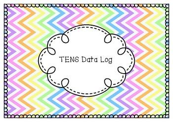 TENS Data Log