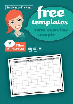 TERM OVERVIEW PLANNER SAMPLE