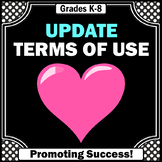 TERMS OF USE Promoting Success (Most Current Version)
