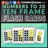 TERRIFIC TEN FRAME CARDS