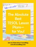 TESOL/ESL/EFL Present Progressive (Present Continuous) Ten