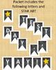 TEST DAY Decoration - Star theme (SBAC STARR PARCC )