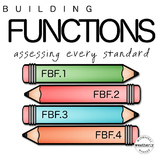 FUNCTIONS building functions - TEST PREP