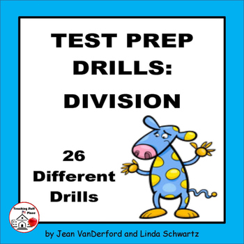 DIVISION | 28 DRILLS | TEST PREP | Grade 3 Core Math | FUN