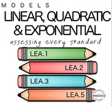 LINEAR QUADRATIC EXPONENTIAL Models TEST PREP