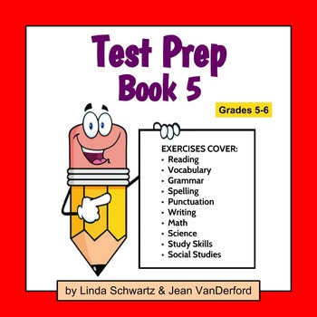 TEST PREP PIZZAZZ • BOOK 5