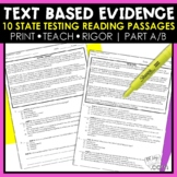 Reading Comprehension Passages and Questions - Test Prep -