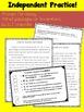 TEST PREP!  Writing High Quality Paragraphs (aligned to AIR, PARCC, etc.)