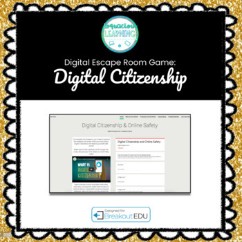 Digital citizenship online safety